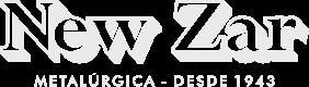 Metalúrgica New Zar – Tradição e confiança em chapas de aço carbono cortadas na medida Logo